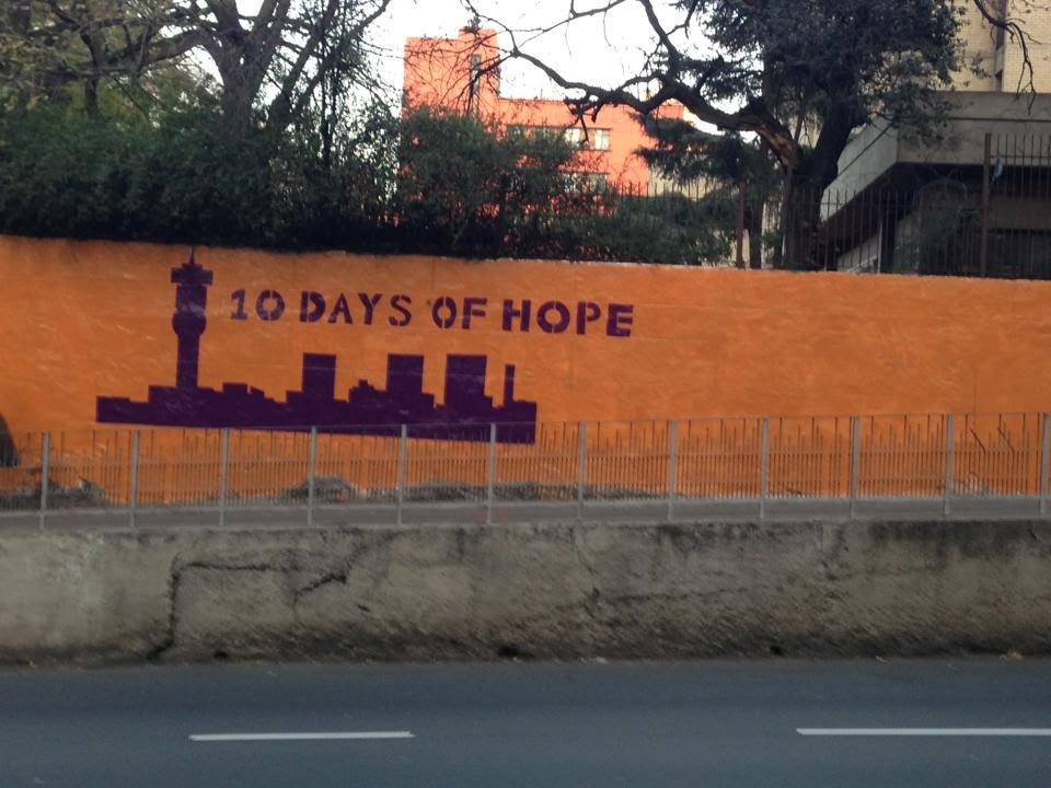10 DAYS OF HOPE