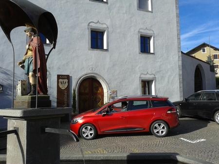 Südtirol - Tour im Renault Clio Grandtour