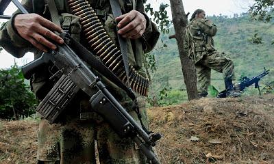 Ex Guerrillero de las FARC