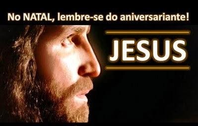 Resultado de imagem para aniversário de jesus