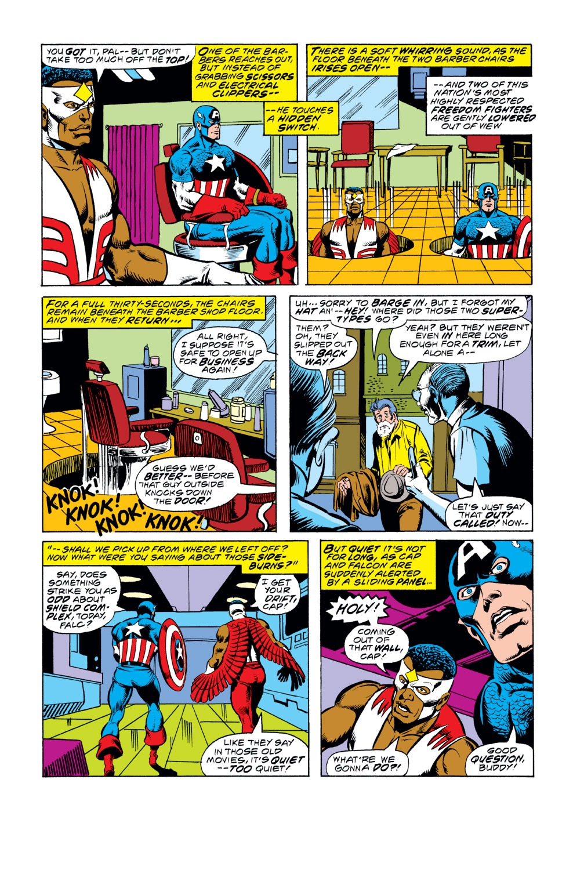 Captain America (1968) Issue #217 #131 - English 4