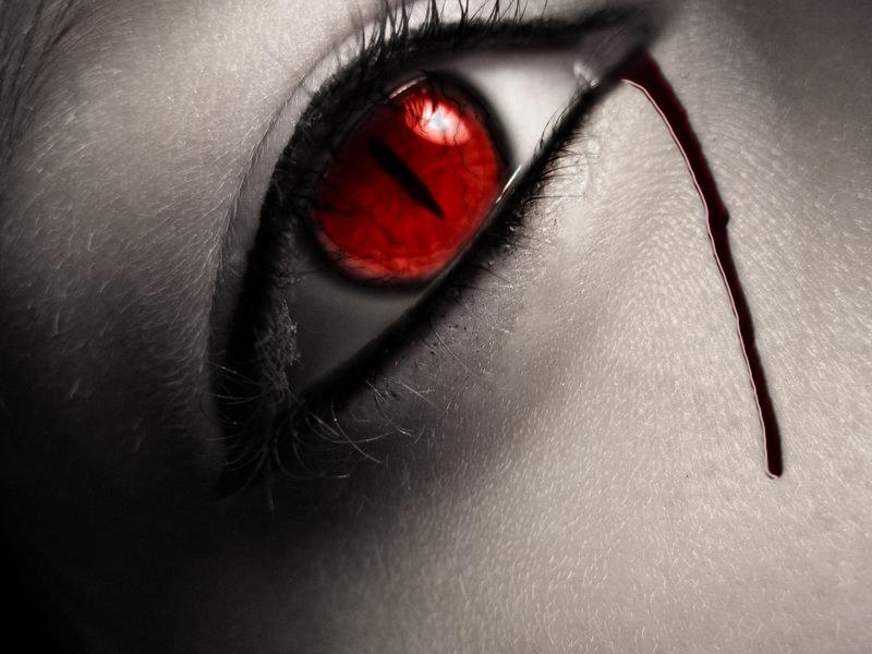 eyes evil dark vampire wallpaper - photo #39