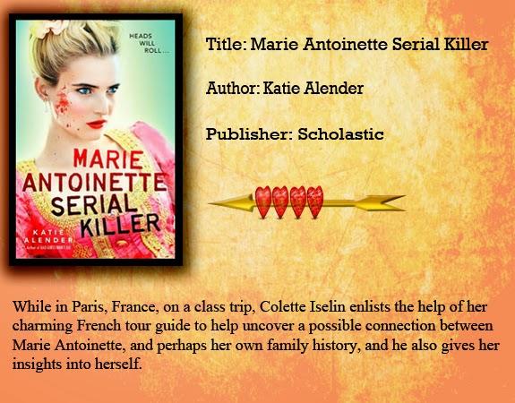 Despite the fact of marie antoinette s grandeur katie alender doesn t