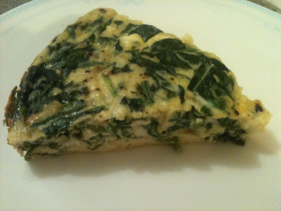 Wheat Free Greek Spanakopita