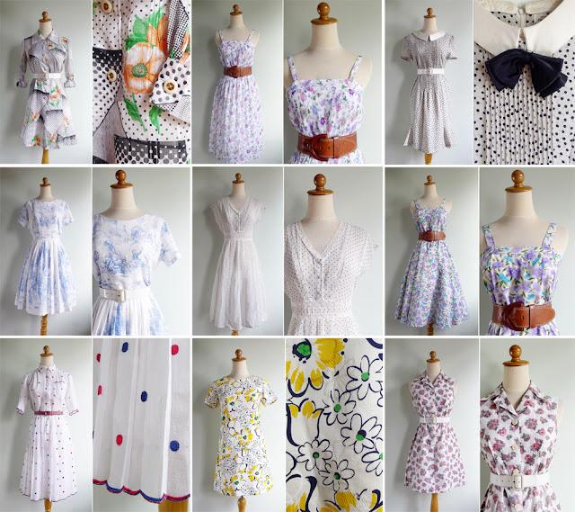 vintage dress shopping singapore online