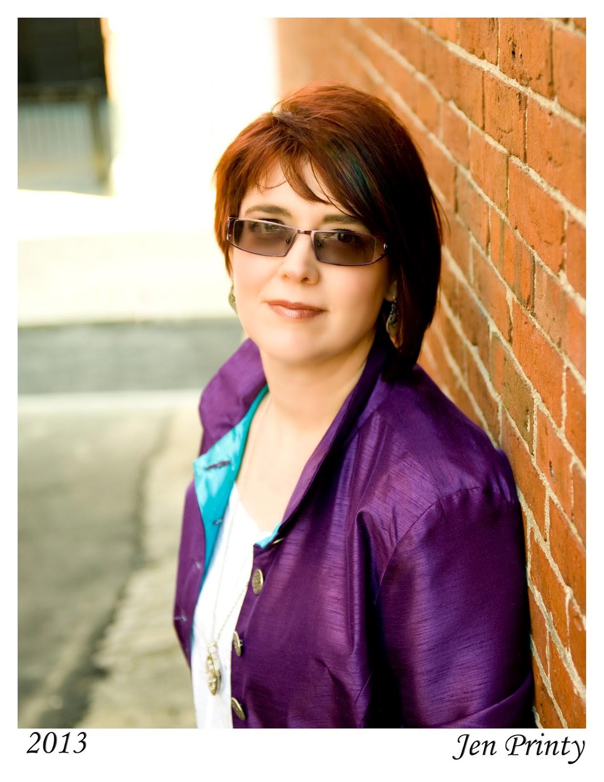 Jen Printy - author of My Soul Immortal