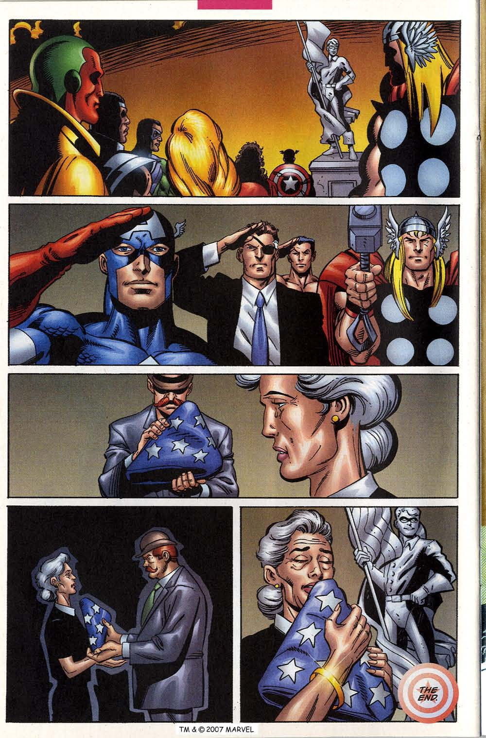 Captain America (1998) Issue #48 #55 - English 34
