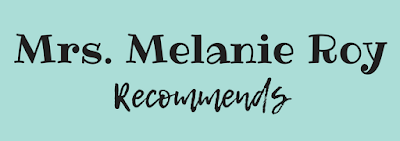 Melanie Roy Recommends