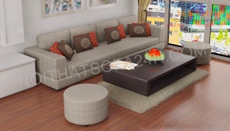 Sofa băng dài D115