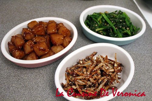 La Cuisine De Veronica 韓式前菜