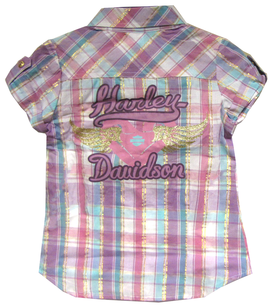 http://www.adventureharley.com/harley-davidson-youth-girls-shirt-plaid