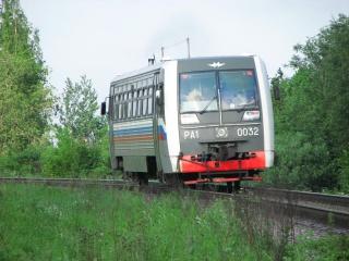 В России появятся рельсовые автобусы