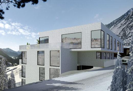 Bedroom design blog luxury vacation homes schooren des alpes alpine mountain - Alpine vacation houses ...