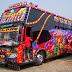 Foto gambar modifikasi mobil bus pariwisata l300 mini bus ceper keren terbaru