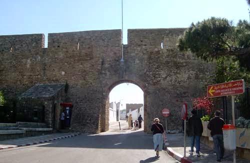 Puerta Bab el-Kasaba