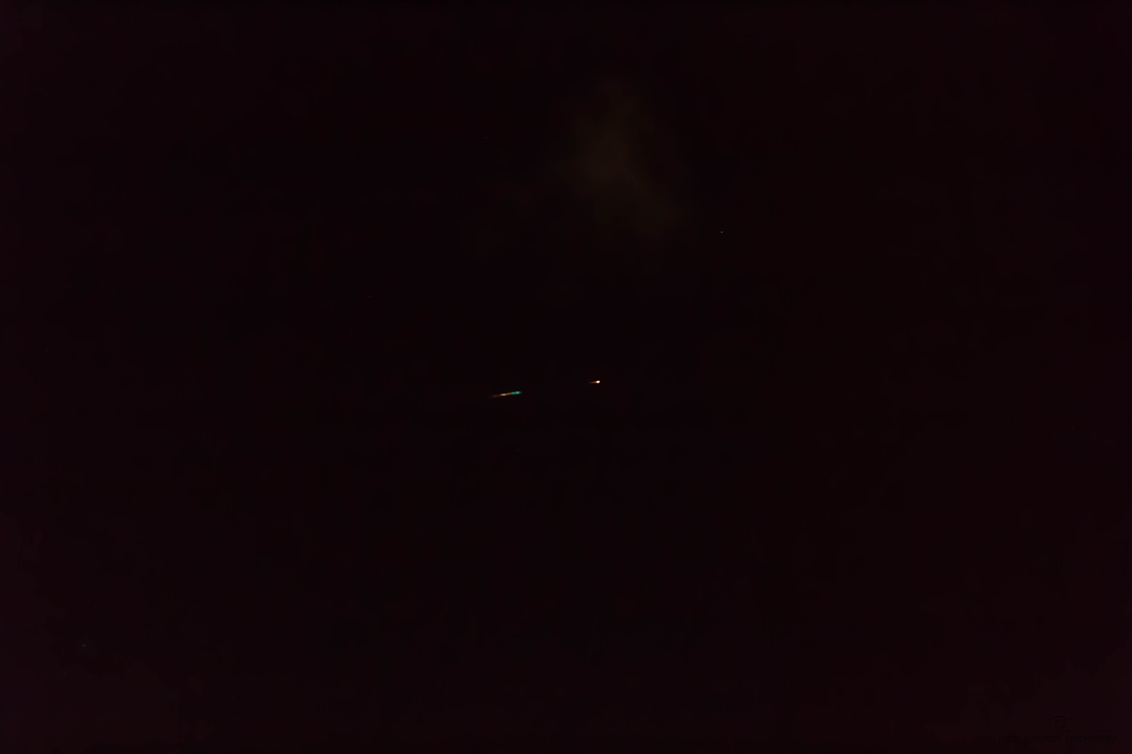 Image 6 - Meteor - Chennai, India, 16.October.2014 1.36 am IST