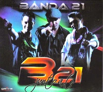 Banda XXI - Junto a Ti (2013)
