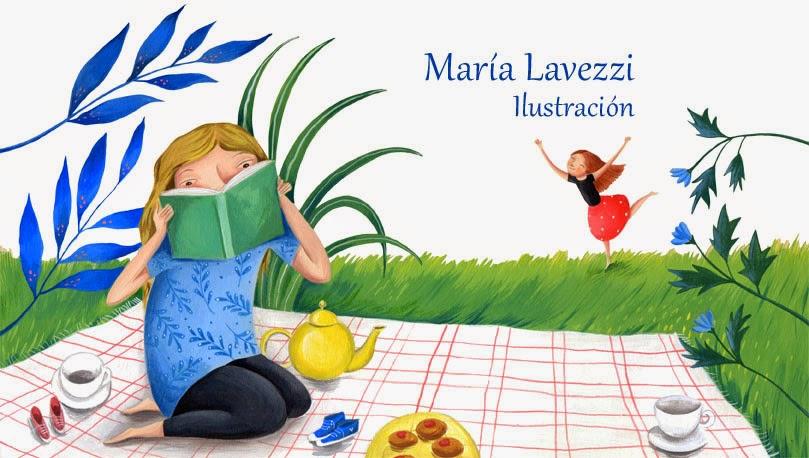 Maria Lavezzi Ilustracion