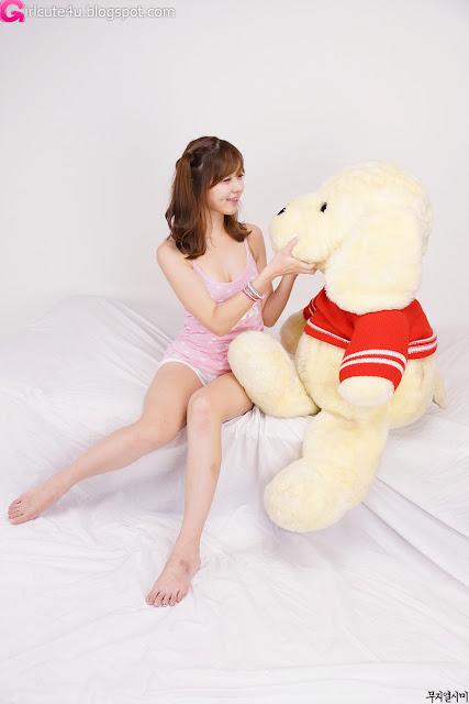 9 Jung Se On - PINK-very cute asian girl-girlcute4u.blogspot.com