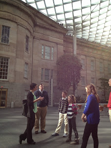 Kogod Courtyard- Natational Portrait Gallery