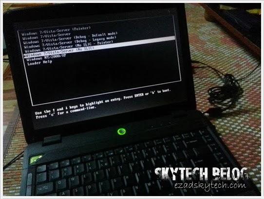 Sebulan Tanpa Laptop
