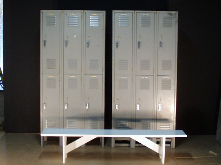 Comsports Locker For Kids Room : Sports Locker For Kids Room : House of the Bone Storm: DRESSING ROOM
