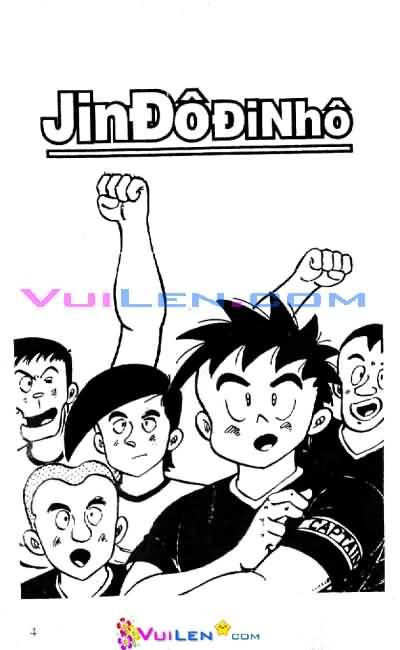 Jindodinho - Đường Dẫn Đến Khung Thành III Tập 34 page 4 Congtruyen24h