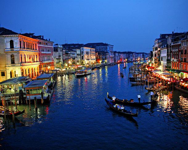 Tourism Across The World Venice Italy