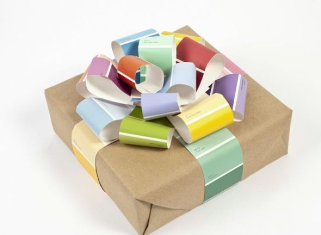 A History Of Wrapping Presents