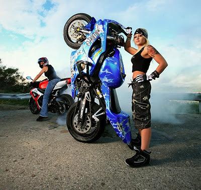 motorcycle 2012 rider women image
