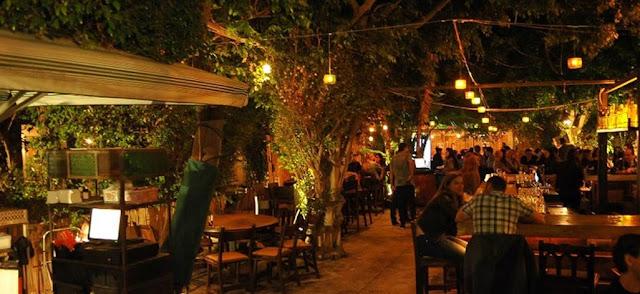 Tel Aviv a cidade que nunca dorme