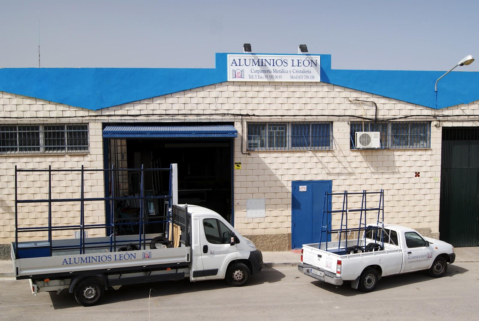 aluminios leon