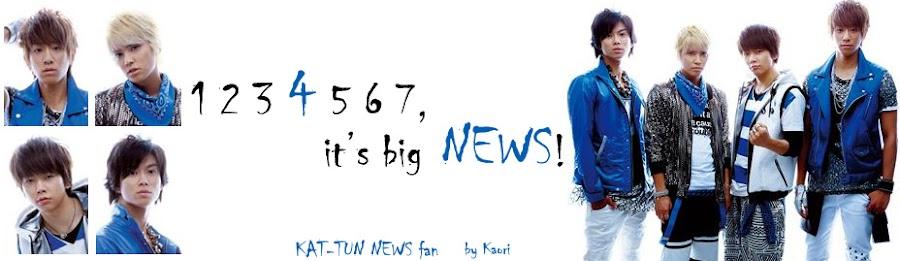 KAT-TUN NEWS