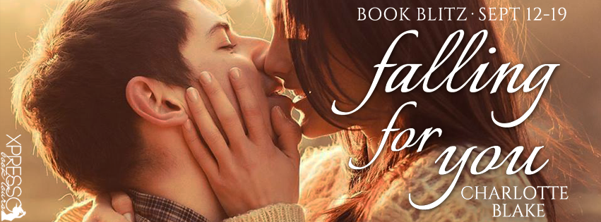 Falling For You Book Blitz