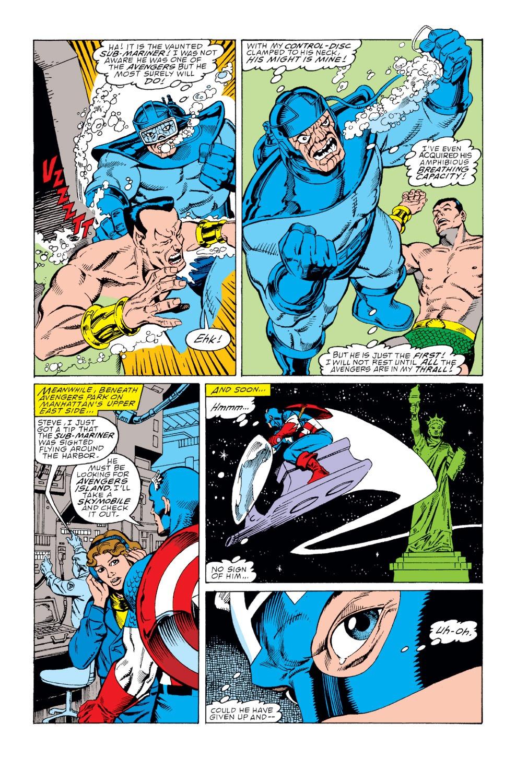 Captain America (1968) Issue #365 #298 - English 12