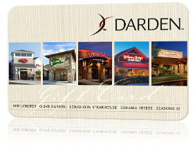 Enter to win a $50 gift card for one of the Darden restaurants. Ends 1/21.