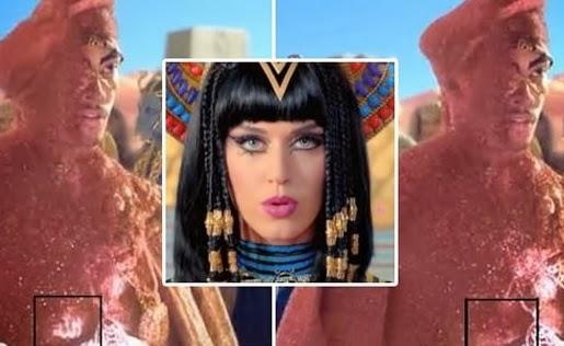 Liontin berlafaz Allah pada video Katy Perry akhirnya dihapus (Inilah.com)