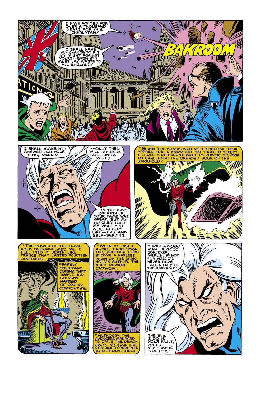 Captain America (1968) Issue #306 #234 - English 3