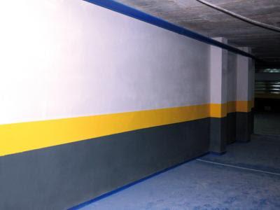 asfaltar garajes de comunidades