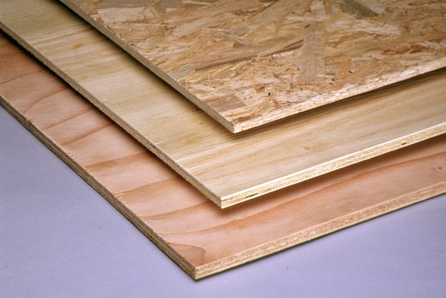 Beautiful Sheathing Is Typically Done With Plywoods That Contain Formaldehyde  Adhesive. See How Plywood ...