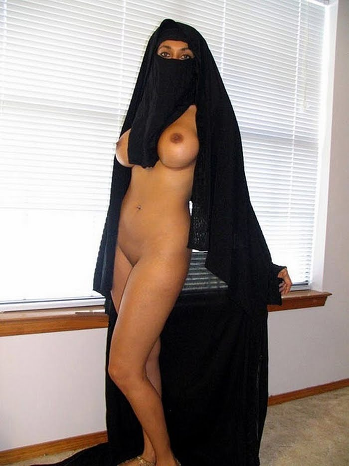 Matchless message, nude arab woman in burka consider, that