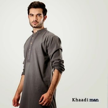Khaadi Man Dresses For Eid 2014
