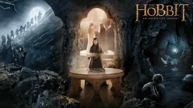 The Hobbit An Unexpected Journey Free HD Wallpapers for iPhone 5