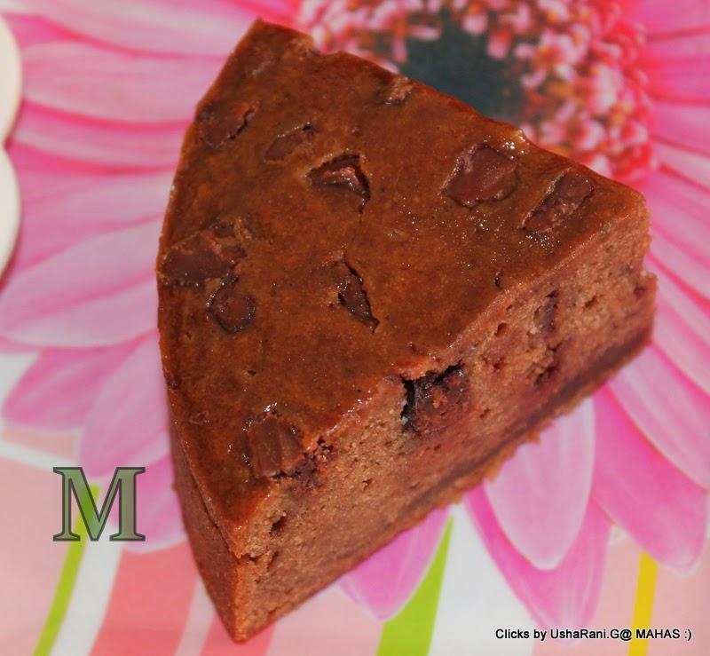 Healthy Moist Chocolate Zucchini Cake