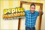 Pepito Manaloto: Ang Tunay na Kuwento - January 2 2016