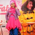 Foto 4: Fatin Saat Launching Album Perdana For You (Pic by KapanLagi.com)