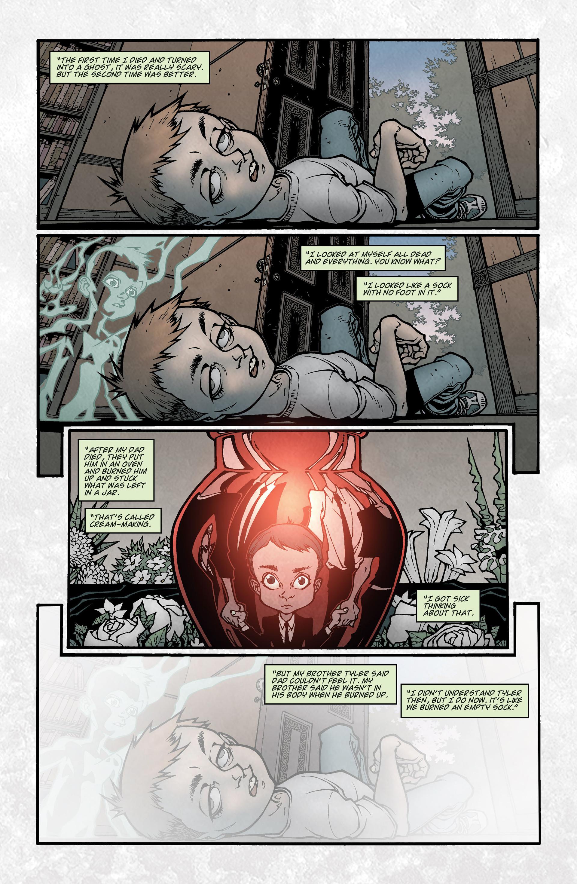 Locke & Key (2008) Issue #2 #2 - English 8