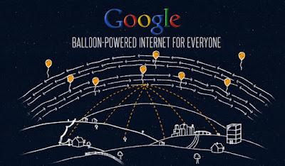 Hipernovas: Google Pretende Conectar Todo o Siri Lanka à Internet Via Wi-Fi Através Balões [Artigo]