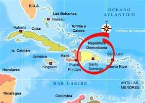 Repblica Dominicana  MAPAS DE