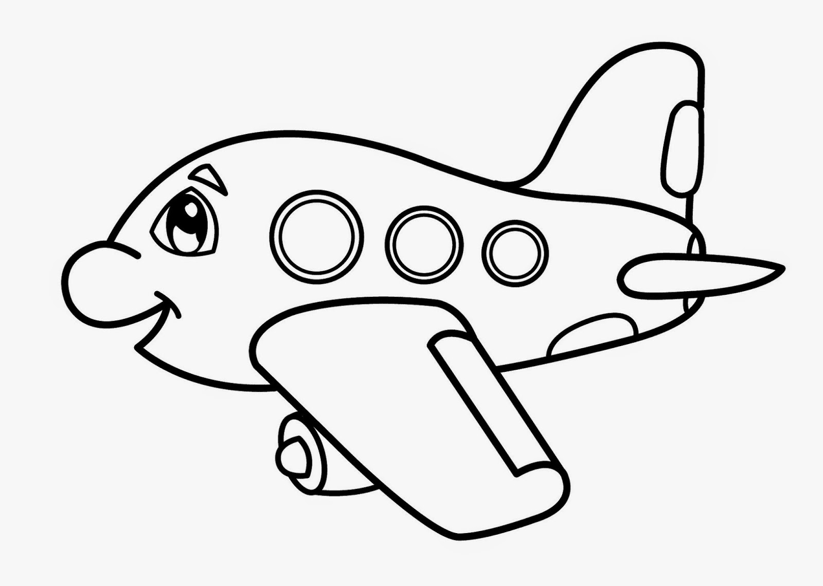 key coloring pages preschool airplanes - photo#28